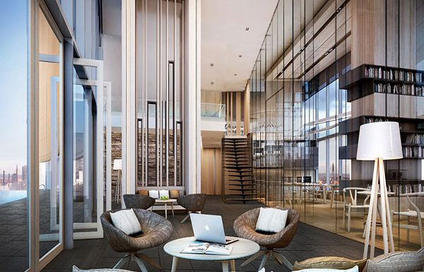 the-lumpini-24-bangkok-condo-for-sale-saunas-steam-lounge-library